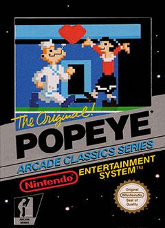 Juego online Popeye (NES)