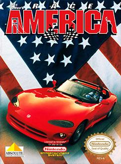 Portada de la descarga de Race America