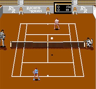 Imagen de la descarga de Rackets & Rivals