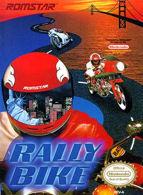Portada de la descarga de Rally Bike