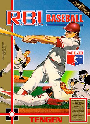 Portada de la descarga de R.B.I. Baseball