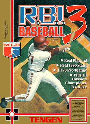 Portada de la descarga de R.B.I. Baseball 3
