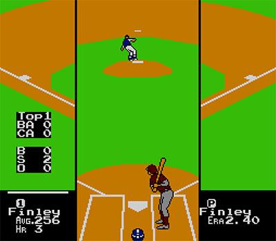 Imagen de la descarga de R.B.I. Baseball 3