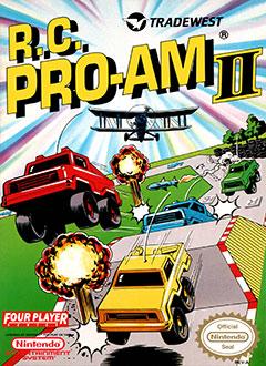 Portada de la descarga de R.C. Pro-Am II