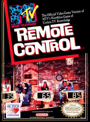 Portada de la descarga de Remote Control