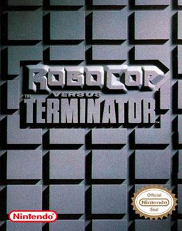 Portada de la descarga de Robocop Versus The Terminator