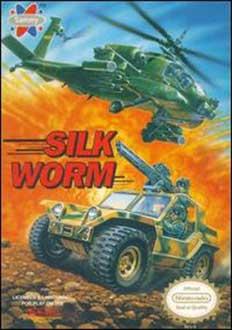 Portada de la descarga de Silkworm