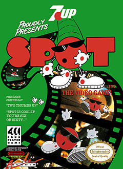 Juego online Spot: The Video Game! (NES)