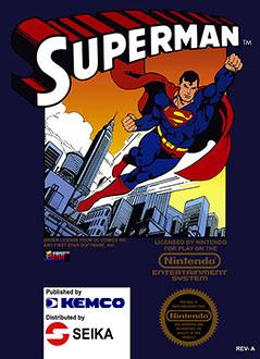 Juego online Superman (NES)
