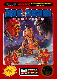 Juego online Tag Team Wrestling (NES)
