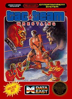 Portada de la descarga de Tag Team Wrestling