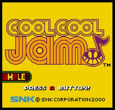 Portada de la descarga de Cool Cool Jam
