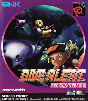 Portada de la descarga de Dive Alert: Becky's Version
