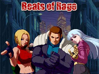 Portada de la descarga de Beats of Rage