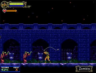 Castlevania Legacy of Dracula