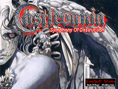 Portada de la descarga de Castlevania: Symphony of Destruction