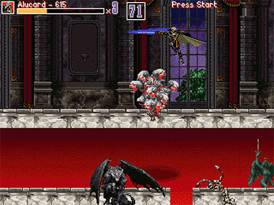 Imagen de la descarga de Castlevania: Symphony of Destruction