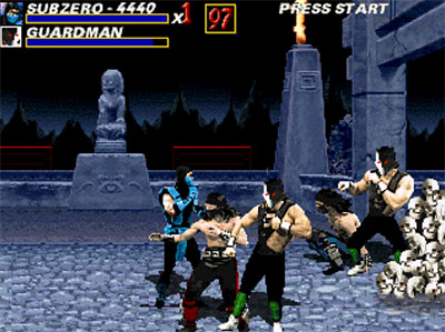 Mortal Kombat Unlimited