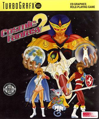 Portada de la descarga de Cosmic Fantasy 2