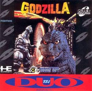 Portada de la descarga de Godzilla