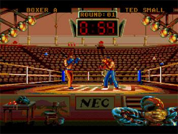 Imagen de la descarga de The Kick Boxing