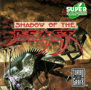 Juego online Shadow of the Beast (PC ENGINE CD)
