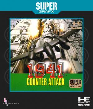 Portada de la descarga de 1941: Counter Attack