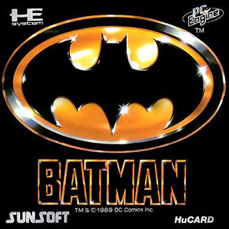Portada de la descarga de Batman