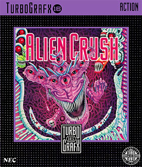 Portada de la descarga de Alien Crush