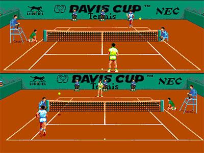 Imagen de la descarga de Davis Cup Tennis