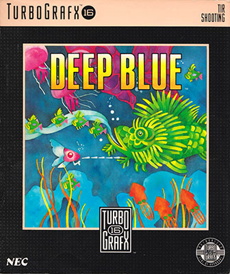 Portada de la descarga de Deep Blue