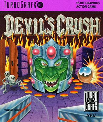 Portada de la descarga de Devil's Crush