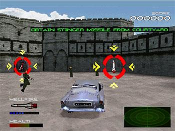 Imagen de la descarga de 007 Racing