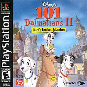 Portada de la descarga de Disney's 101 Dalmatians II: Patch's London Adventure