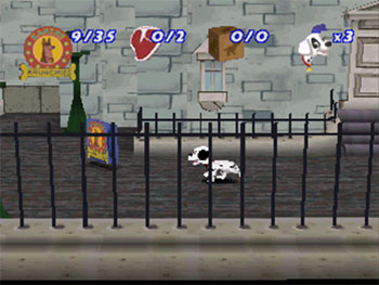 Imagen de la descarga de Disney's 101 Dalmatians II: Patch's London Adventure