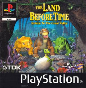 Portada de la descarga de The Land Before Time: Return to the Great Valley