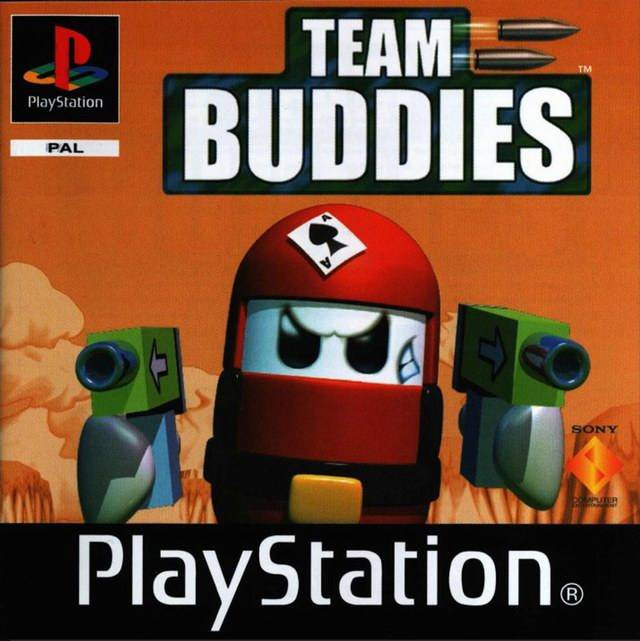 Portada de la descarga de Team Buddies