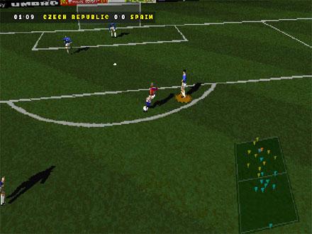 Imagen de la descarga de Actua Soccer 2