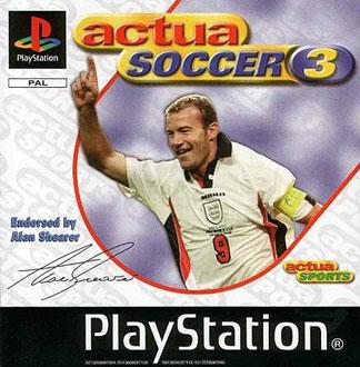 Portada de la descarga de Actua Soccer 3