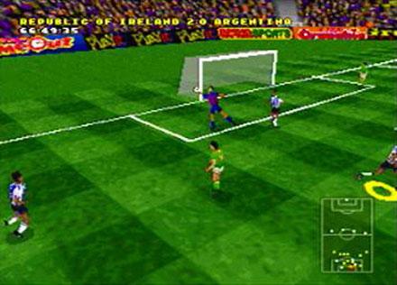 Imagen de la descarga de Actua Soccer: Club Edition