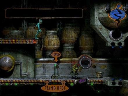 Imagen de la descarga de Oddworld: Abe's Exoddus