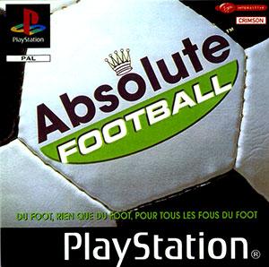Carátula del juego Absolute Football (PSX)