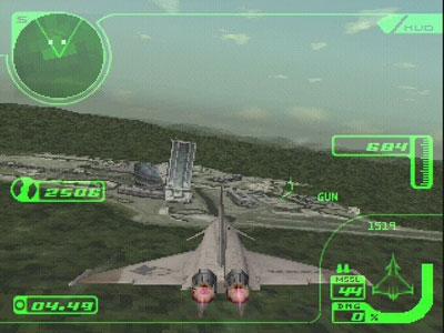 Imagen de la descarga de Ace Combat 3: Electrosphere
