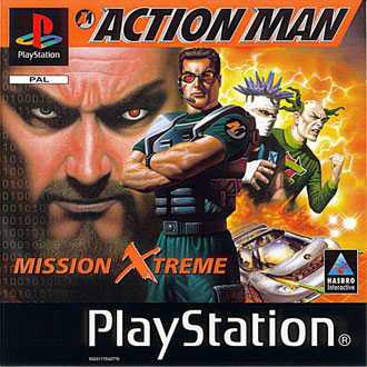 Portada de la descarga de Action Man: Mission Xtreme