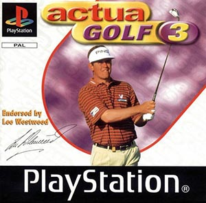 Juego online Actua Golf 3 (PSX)