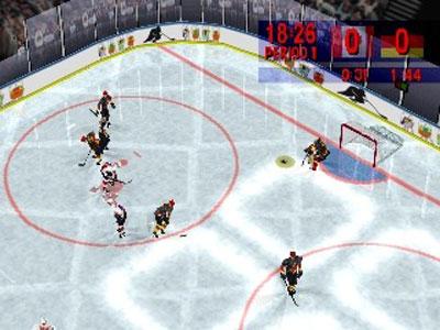 Imagen de la descarga de Actua Ice Hockey