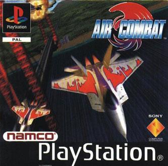 Carátula del juego Air Combat (PSX)