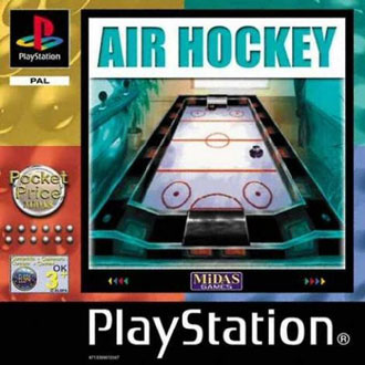 Carátula del juego Air Hockey (PSX)