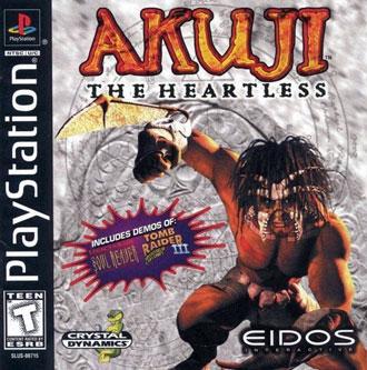 Portada de la descarga de Akuji the Heartless