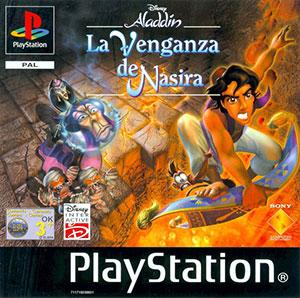 Portada de la descarga de Disney Aladdin: La Venganza de Nasira